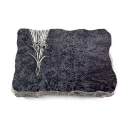 Omega Marmor/Delta Lilienzweig (Alu)