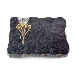 Omega Marmor/Delta Lilie (Bronze)