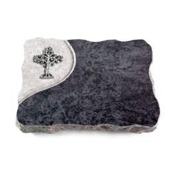 Omega Marmor/Folio Baum 2 (Alu)