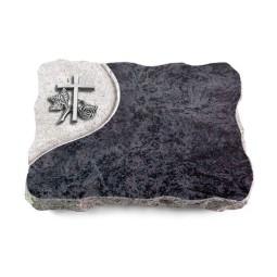 Omega Marmor/Folio Kreuz 1 (Alu)