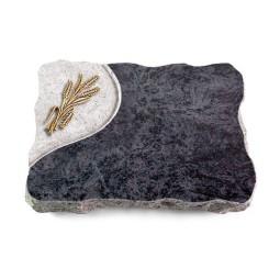 Omega Marmor/Folio Ähren 1 (Bronze)