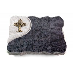 Omega Marmor/Folio Baum 2 (Bronze)
