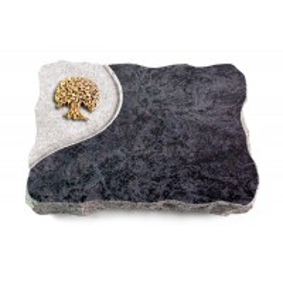 Omega Marmor/Folio Baum 3 (Bronze)