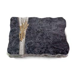 Omega Marmor/Strikt Ähren 1 (Bronze)