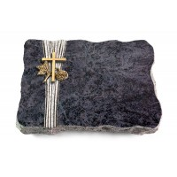Omega Marmor/Strikt Kreuz 1 (Bronze)