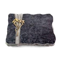 Omega Marmor/Strikt Lilie (Bronze)