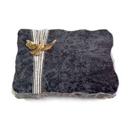 Omega Marmor/Strikt Taube (Bronze)