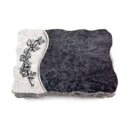 Omega Marmor/Wave Efeu (Alu)