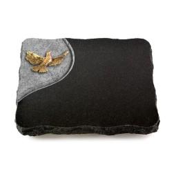 Indisch Black Folio Papillon (Bronze)