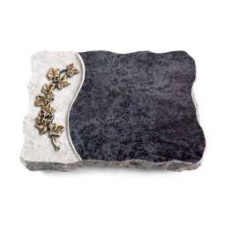 Omega Marmor/Wave Efeu (Bronze)