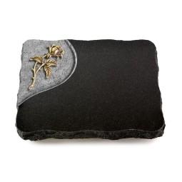 Indisch Black Folio Rose 1 (Bronze)