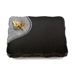 Indisch Black Folio Rose 2 (Bronze)