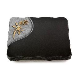 Indisch Black Folio Rose 5 (Bronze)