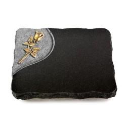 Indisch Black Folio Rose 7 (Bronze)