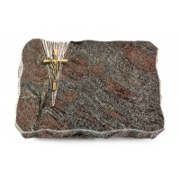 Orion/Delta Kreuz/Ähren (Bronze)
