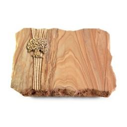 Paradiso/Strikt Baum 3 (Bronze)