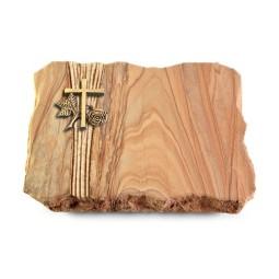 Paradiso/Strikt Kreuz 1 (Bronze)