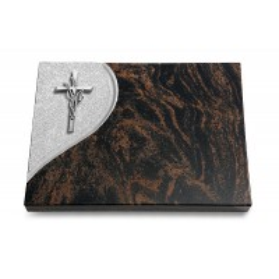 Aruba Folio Kreuz/Ähren (Alu)