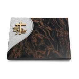 Aruba Folio Kreuz 1 (Bronze)