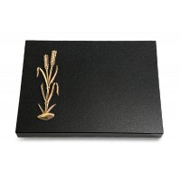 Grabtafel Aruba Pure Ähren 2 (Bronze)