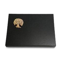 Grabtafel Aruba Pure Baum 3 (Bronze)