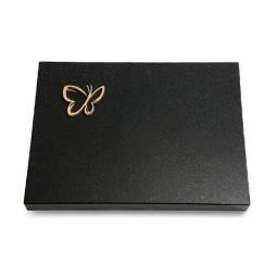 Grabtafel Aruba Pure Papillon (Bronze)