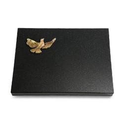 Grabtafel Aruba Pure Taube (Bronze)