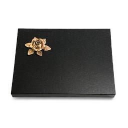 Grabtafel Aruba Pure Rose 4 (Bronze)
