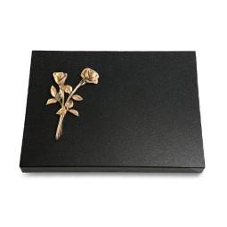 Grabtafel Aruba Pure Rose 10 (Bronze)