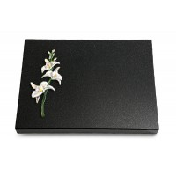 Grabtafel Aruba Pure Orchidee (Color)