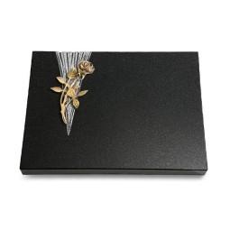 Grabtafel Aruba Delta Rose 6 (Bronze)