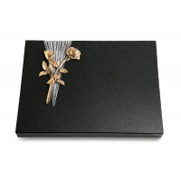 Grabtafel Aruba Delta Rose 10 (Bronze)