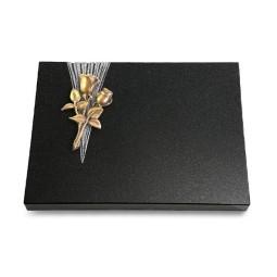 Grabtafel Aruba Delta Rose 11 (Bronze)