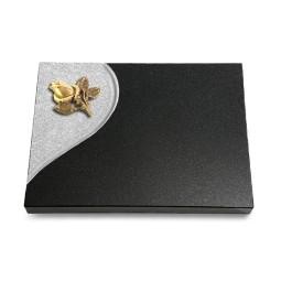 Grabtafel Aruba Folio Rose 3 (Bronze)