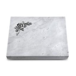Grabtafel Kashmir Pure Rose 1 (Alu)