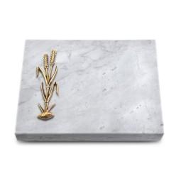 Grabtafel Kashmir Pure Ähren 2 (Bronze)