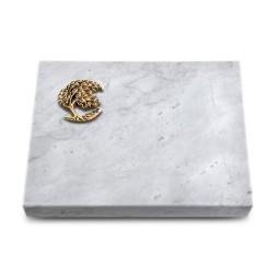 Grabtafel Kashmir Pure Baum 1 (Bronze)