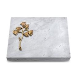 Grabtafel Kashmir Pure Gingozweig 1 (Bronze)