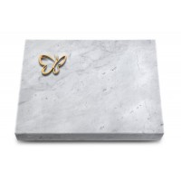 Grabtafel Kashmir Pure Papillon (Bronze)