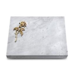 Grabtafel Kashmir Pure Rose 2 (Bronze)