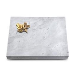 Grabtafel Kashmir Pure Rose 3 (Bronze)