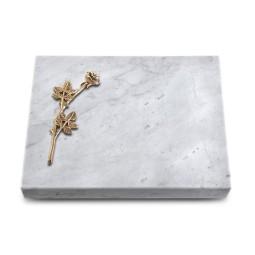 Grabtafel Kashmir Pure Rose 9 (Bronze)