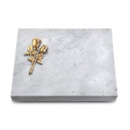 Grabtafel Kashmir Pure Rose 11 (Bronze)