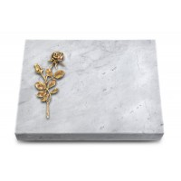 Grabtafel Kashmir Pure Rose 13 (Bronze)