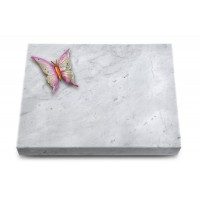 Grabtafel Kashmir Pure Papillon 1 (Color)