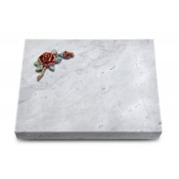 Grabtafel Kashmir Pure Rose 1 (Color)