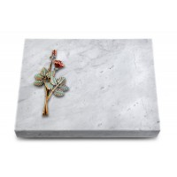 Grabtafel Kashmir Pure Rose 5 (Color)