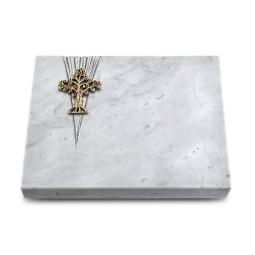 Grabtafel Kashmir Delta Baum 2 (Bronze)