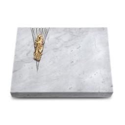 Grabtafel Kashmir Delta Maria (Bronze)