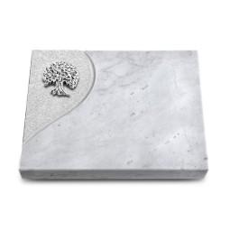 Grabtafel Kashmir Folio Baum 3 (Alu)